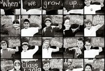 School Scene: Memories to Keep / by Collett Skaggs