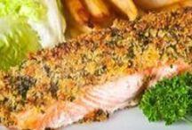 Slammin Salmon (clean eating) / by Alicia Lobdell