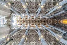Barcelona / Architecture in Barcelona, Spain