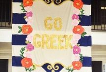 Go Greek / by Amanda Larson