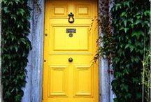 doors / door, doors, front door