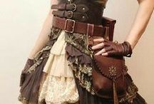 °°° SteamPunk °°° / by Camille Wavelet