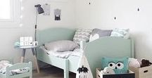 Gender Neutral Kids Room & Nurseries / Not sure what you are having or want to keep things neutral? Gender neutral children's rooms and nurseries to keep you inspired.