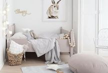 Girls Rooms / Feminine Girls Rooms - nurseries and more to get you inspired to create a beautiful space for your little girl.
