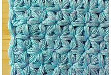 Crochet particular stitches and techniques / Here I put together interesting crochet techniques (or ones I didn't know!), complicated or simply beautiful crochet stitches I want to try.