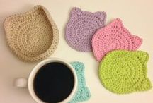 Crochet small projects for gifts / Here I collect small crochet projects as ideas for gifts.