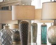 Lovely Lamps / I love lamp.