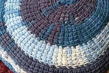 Tunisian Crochet: best stitches, particular stitches