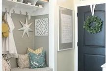 Home Improvements / A variety of ideas and ways to improve the look and feel of your home.  Most of them are cosmetic, which are simple to do yourself.