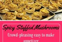 Appetizers and Other Recipes