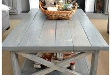DIY Furniture Projects, Wood, and Pallets