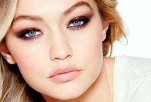 Gigi Hadid / 	 helena Noura Hadid April 23, 1995 (age 21) Los Angeles, California, U.S. Residence	New York City, New York, U.S. Alma mater	The New School Occupation	Model Parent(s)	Yolanda Hadid Mohamed Hadid Relatives	Bella Hadid (sister) Modeling information Height (1.78 m)[1] Hair color	Blonde Eye color	Blue/Green