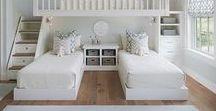 Room Bed Organization