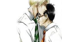"""Drarry / ,,Shut up, Malfoy."""""""