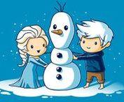 Jelsa/Jack and Elsa
