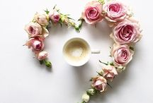 Coffee / Что лучше кофе в холодную, дождливую погоду? Для меня этот ароматный напиток спасение от всех бед.