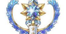 espadas magicas