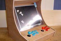 Jeux d'arcade RetroGaming