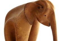 Species In Sculpture / animals in sculpture and 3-dimensional design / by Natalya Zahn