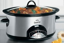 Crock Pot Creations / by Erin Moore