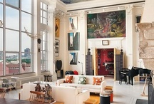 Interiors / by Catherine Parkinson