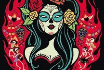 Dia de los Muertos / by Moon Bird