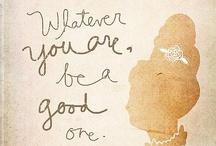 Words of Wisdom..
