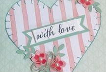Stampin Up! + Card Ideas