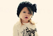 Children's clothing / by E A