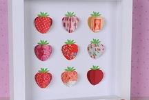 Strawberries / by Manuela Mora