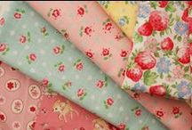 fabrics  / by Manuela Mora