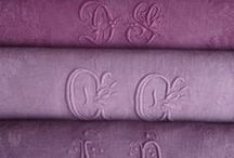 Linens and Textiles / Vintage linen, embroidery and textiles