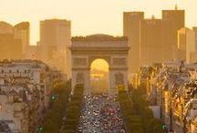 Paris Perfection / Romantic bridges, streetside cafés, legendary style and unparalled cuisine...