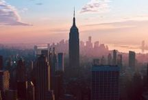 New York, New York / Climb the Empire State, take a trip to Broadway and stroll through Central Park