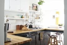 The kitchens of my dreams / Kitchen inspiration. All things kitchen.