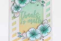Thank You / Ideas for thank you cards