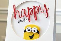 Birthday / Celebrating the yearly anniversary of one's birth