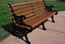 Outdoor Commercial Furniture / by Patty Holland