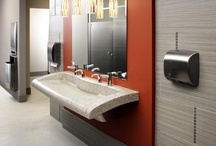 Commercial Lavatories and Sinks / by Patty Holland