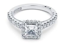 Tacori   / Jones & Son is a Tacori Platinum Partner and authorized dealer, re pin and enjoy these artistic yet beautiful rings from the #1 designer brand of engagement rings in North America.
