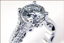 Verragio / Verragio engagement rings and bands are modern and sophisticated pieces of Jewelry. Jones and Son is the only Verragio's boutique in Central Arkansas and if you are looking for Verragio engagement rings and bands look no further.