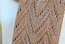 Knittting and Crochet