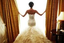 The Dress / A collection of beautiful wedding gowns to help inspire your own perfect dress.