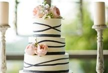 Wedding Cakes  / Wedding cakes that are (almost) too beautiful to eat.