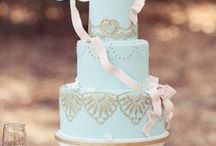 Cake with pretty Deco