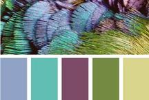 Wedding Colors / A board full of wedding color schemes for inspiration.
