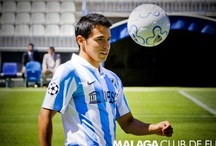 Saviola / by Málaga CLUBdeFÚTBOL