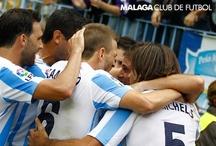 Málaga CF / by Málaga CLUBdeFÚTBOL