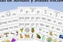 Lectura Para Niños TPT Spanish Reading Materials / Spanish Reading Materials:  Phonics Centers & Homework Books developed by a Kindergarten Teacher!  Classroom Tested, Students Approved!   / by Leah Bodeen Meiser