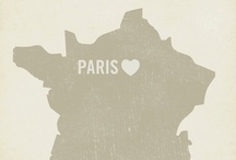 Paris, j'adore  / by Virginia Boswell